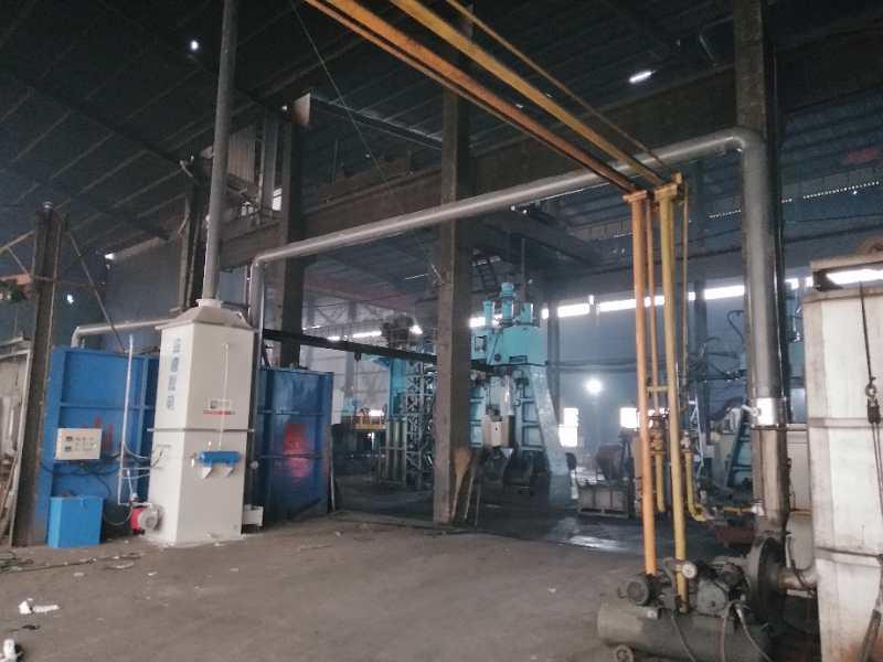 吉隆有限公司天然气脱硝设备工程